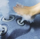 Reflexology Foot Dome